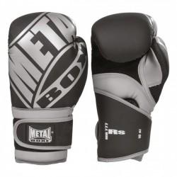 gants de boxe metal boxe entraînement RS noir
